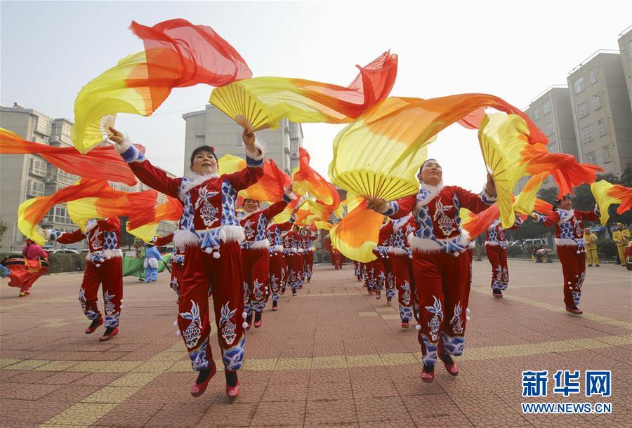 #(社会)(1)多彩民俗迎春节