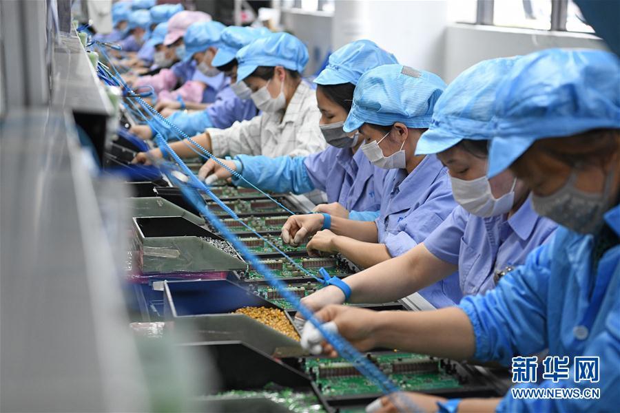 (新华全媒头条·图文互动)(7)春天,汇聚复苏的力量——写在2020年首季中国经济收官之际