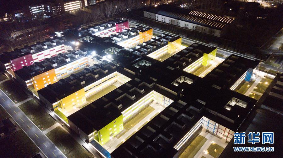 (聚焦疫情防控)(2)北京小汤山医院启用 设千张床位