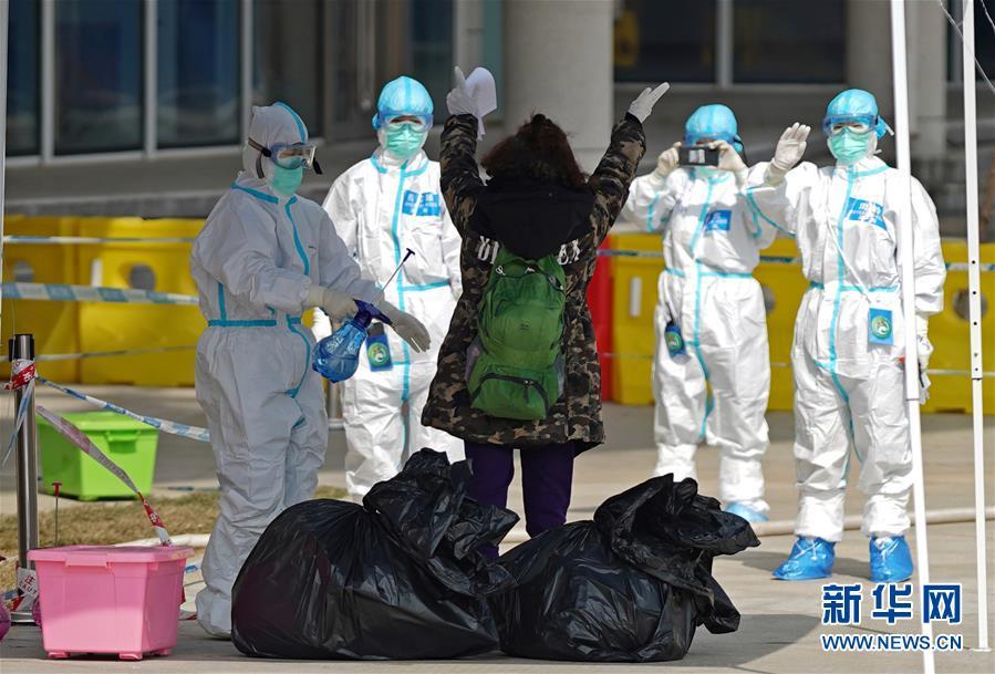 (聚焦疫情防控)(23)武漢所有方艙醫院全部休艙