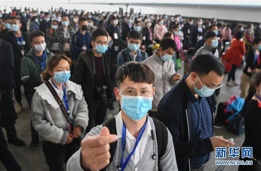 (新华全媒头条·图文互动)(4)春天,汇聚复苏的力量——写在2020年首季中国经济收官之际