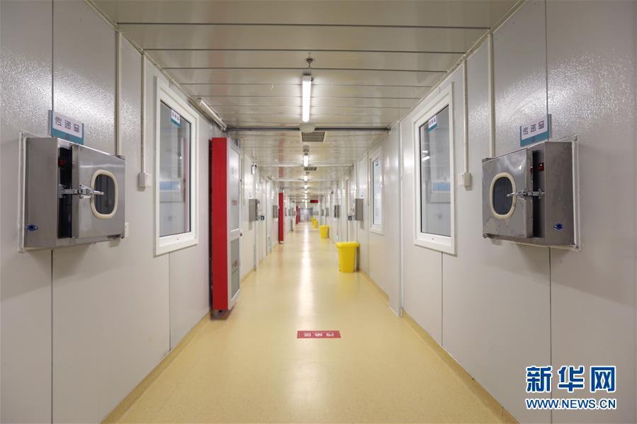 (聚焦疫情防控)(4)北京小汤山医院启用 设千张床位