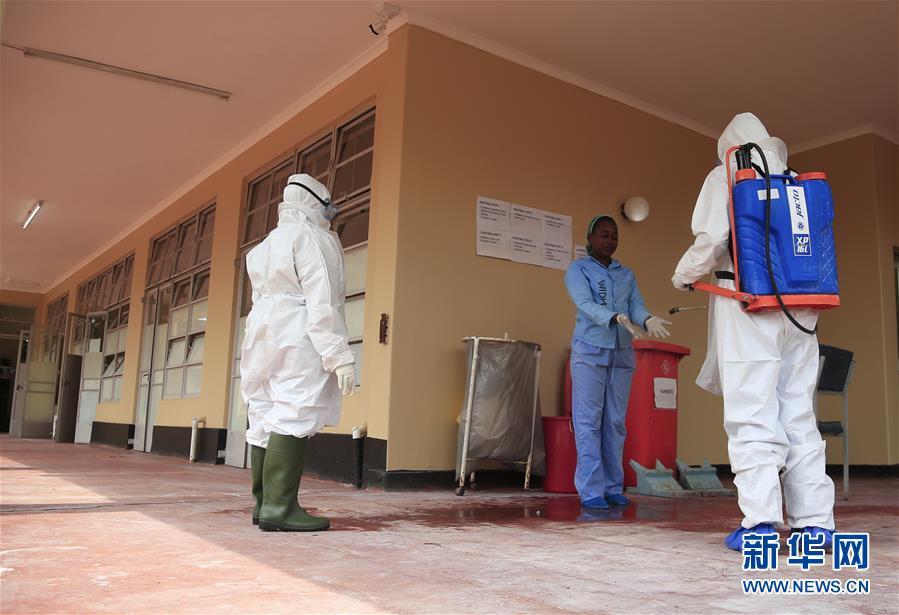 (国际疫情)(4)探访津巴布韦新冠肺炎定点医院