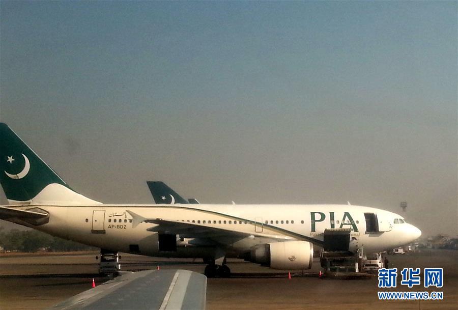 (国际)(1)巴基斯坦一架客机在卡拉奇坠毁