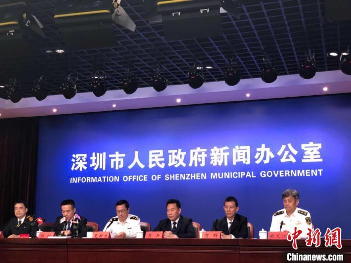 深圳境外輸入確診病例清零39例患者均出院