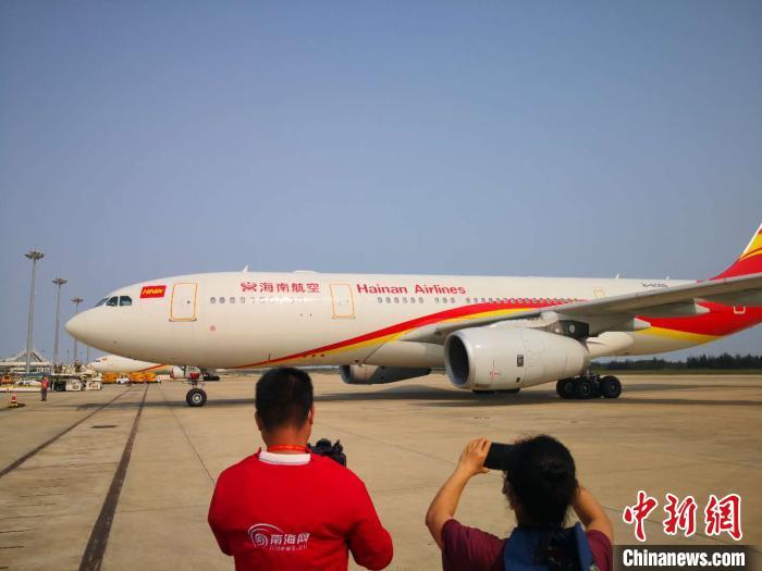 7月1日起国内外航空公司在海南加注航油价格下调