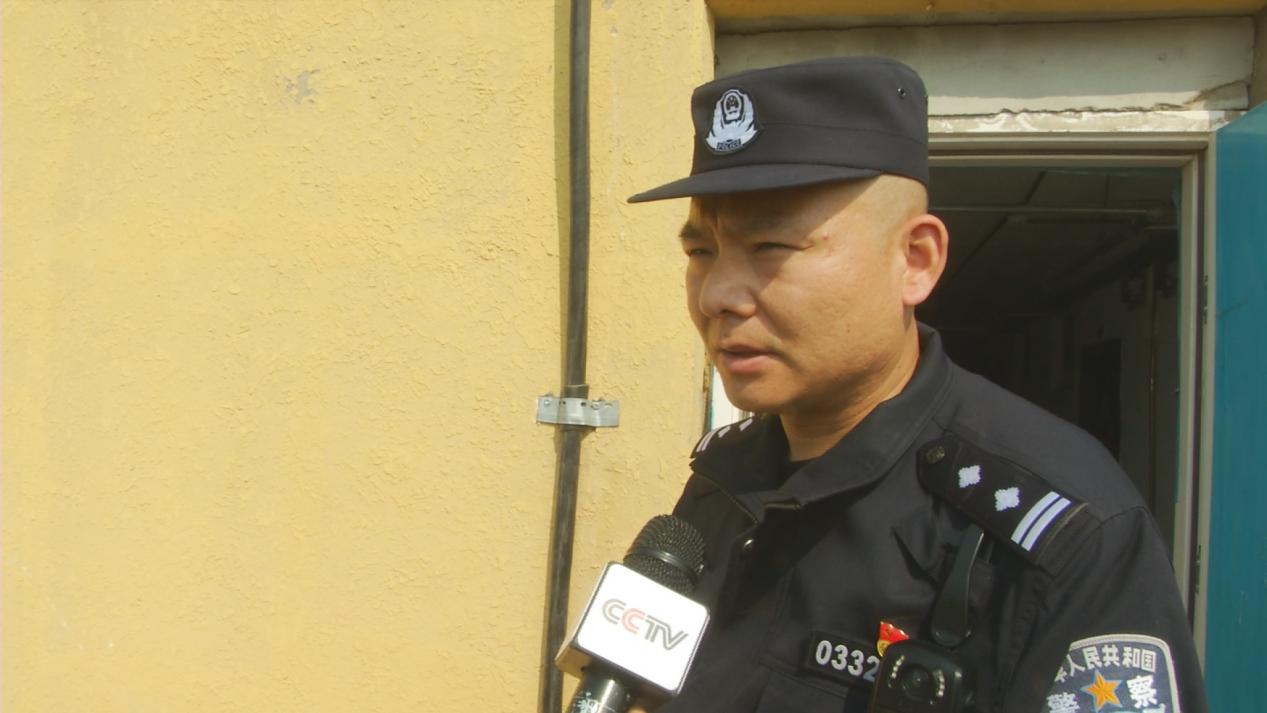 北京市公安局朝阳分局来广营派出所副所长李征