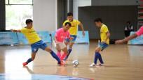 """海南规格水平最高的五人足球开赛 八支队伍争夺""""海南球王"""""""