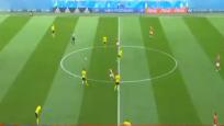 世界杯赛事战况:八强全部产生! 瑞典 英格兰抢得最后两席