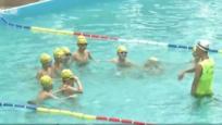 海南全面开展小学游泳教学培训 让每位学生都会游泳、懂自救
