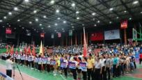 海南省第五届运动会闭幕 8个代表团获得团体总分奖