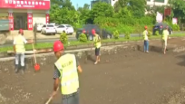 公路部门抢修水毁公路 本月底将全部完成修复