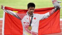 苏炳添夺男子百米飞人桂冠 刷新赛会纪录