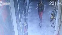 12岁少女被陌生男尾随 楼梯间内遭其上下其手