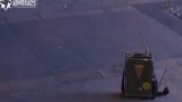 一女子跳广场舞 被飞来酒瓶砸伤