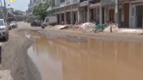碎石平整路面治标不治本 政府拟6月动工改造道路