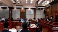 省人民医院原院长李灼日昨日受审 6年收了573万