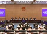 省六屆人大常委會第十二次會議召開 劉賜貴頒發任命書并監誓