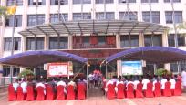 海南省人民醫院定安縣醫聯體醫院揭牌