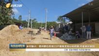 乡村振兴:儋州雅拉农场22户居民无偿让地修路 共建美好家园