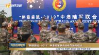 """""""熊猫袋鼠-2019""""中澳陆军联合训练在海南结训"""
