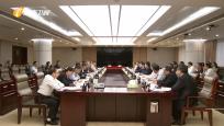 ?省政府與中國航天科技集團簽署合作協議 沈曉明 吳燕生出席