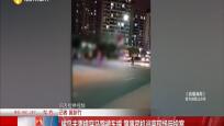 候鸟夫妻横穿马路被车撞 肇事司机逃离现场后投案