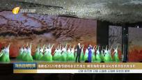 海南省2020年春节团拜会文艺演出  展现海南全面深化改革开放勃勃生机