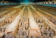 新中國崢嶸歲月|震驚世人的考古發現