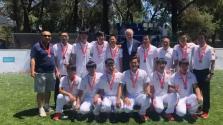 谁说国足不行?这支中国足球队获得了世界杯季军!