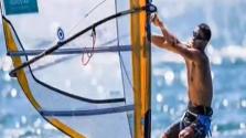 喜讯:毕焜为海南夺得首枚亚运帆板金牌