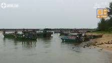 """防御台风""""山竹"""":海口市各部门严阵以待"""