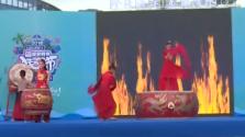 陵水第二届旅游购物狂欢节主题活动开幕