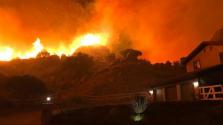 美媒:加州山火已致59死 遇难人数或进一步上升