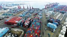 前10月海南外贸进出口总额680多亿元 增速年内首超全国