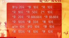 愛心榜11.27