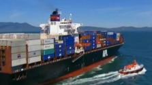 海关总署:截至11月中旬我国进出口总值已超去年