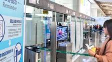 中国科技的春运秀场:机器人出动 行李寄存更智能