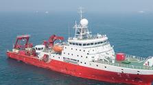 中国首次实现深海六千米数据北斗卫星实时传输