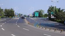 春节期间海南有16个应急备勤点 快速处理交通事故