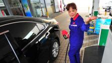 海南油价15日迎来三连涨 92号汽油上调0.04元/升