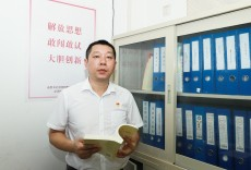 平凡黨員的不平凡故事| 邢增陽:一名駐村第一書記的本色與擔當