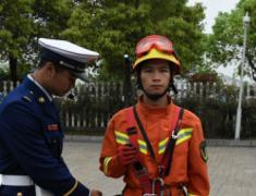 【追夢火焰藍】湖南張家界消防支隊以專業化建設打響山岳救援品牌