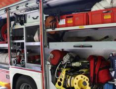 【追夢火焰藍】地鐵起火怎么辦? 上海黃浦區消防救援支隊車站中隊這樣施救