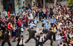 春节假期海口观澜湖游客接待量超45万 电影公社入园数创新高