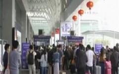 省内返程高峰持续到明天 高铁汽运增加班次保出行