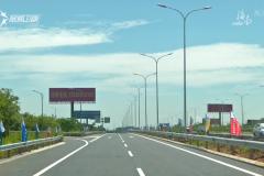 海南加速度:海口绕城公路美兰机场至演丰段项目全线施工 加快推进海澄文一体化