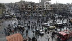 叙利亚指认化武袭击阿夫林地区 土耳其否认