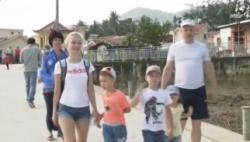 春节黄金周:琼中 全域旅游热 首批俄罗斯游客与黎族苗族同胞过大年