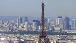 法国大巴黎地区2017年游客人数创纪录